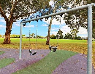 Glandore Oval Playground Swings 1