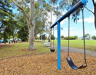 Glandore Oval Playground Swings 2