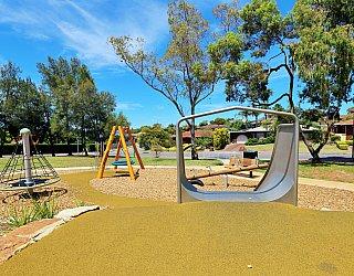 Clare Avenue Reserve Playground 4