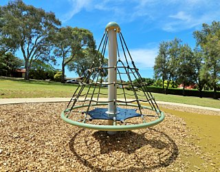 Clare Avenue Reserve Playground Rotanet 1