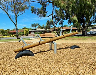 Clare Avenue Reserve Playground Seesaw 2