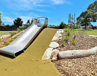 Clare Avenue Reserve Playground Slide 1