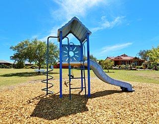 Lapwing Street Reserve Playground 3