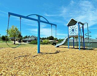 Lapwing Street Reserve Playground 5