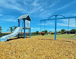 Lapwing Street Reserve Playground 6