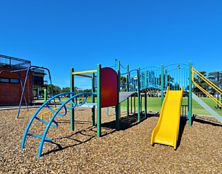 Marion Oval Playground 1