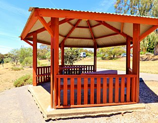 Newland Avenue Linear Park Shelter 2