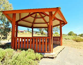 Newland Avenue Linear Park Shelter 6