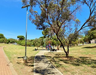 Nimboya Road Reserve Facilities Path 3