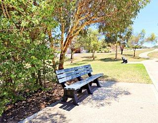 Nimboya Road Reserve Facilities Seat 1