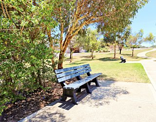 Nimboya Road Reserve Facilities Seat 1
