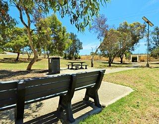 Nimboya Road Reserve Faciltieis Seat 2