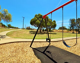 Nimboya Road Reserve Playground Swings 1