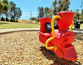 Nimboya Road Reserve Playground Train 3