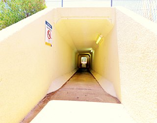 Nimboya Road Reserve Train Tunnel 1