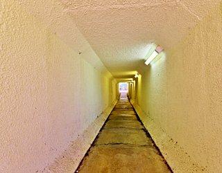 Nimboya Road Reserve Train Tunnel 2