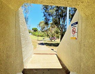Nimboya Road Reserve Train Tunnel 3