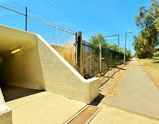 Nimboya Road Reserve Train Tunnel 4