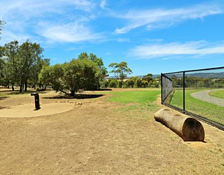 Reserve Street Reserve Dog Park 1