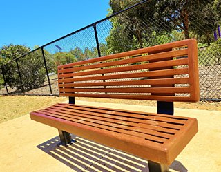 Reserve Street Reserve Dog Park Facilities Seat 1