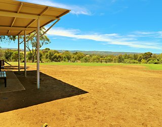 Reserve Street Reserve Dog Park Facilities Shelter 2