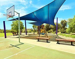 Reserve Street Reserve Playground Shade Basketball 3
