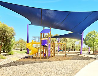 Reserve Street Reserve Playground Shade Multistation 1
