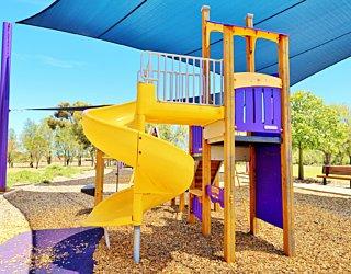 Reserve Street Reserve Playground Shade Multistation 3