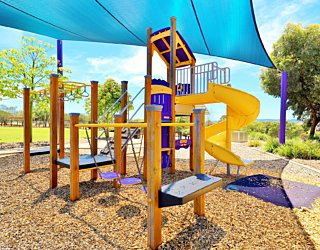 Reserve Street Reserve Playground Shade Multistation 4