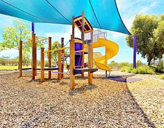 Reserve Street Reserve Playground Shade Multistation 5
