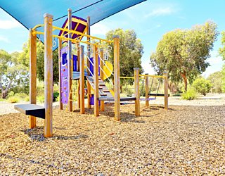 Reserve Street Reserve Playground Shade Multistation 6