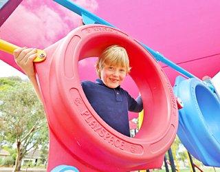 Rosslyn Street Reserve Playground Shade 13 Xb
