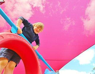 Rosslyn Street Reserve Playground Shade 15 Xb