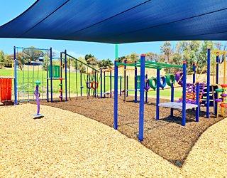 Roy Lander Reserve Playground Shade 3
