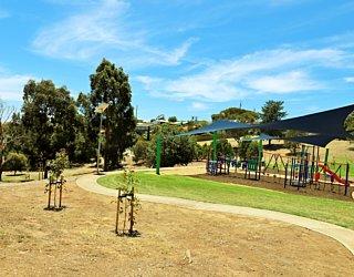 Roy Lander Reserve Playground Shade 5
