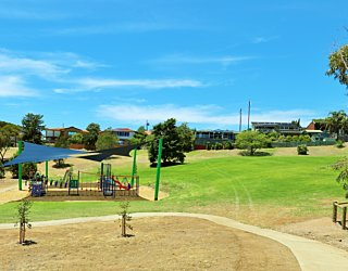 Roy Lander Reserve Playground Shade 6
