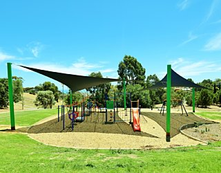 Roy Lander Reserve Playground Shade 8