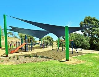 Roy Lander Reserve Playground Shade 9