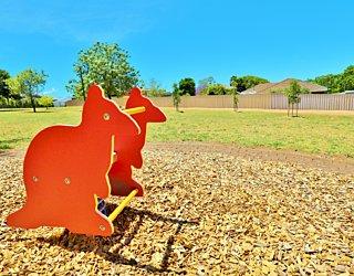Sandy Glass Court Reserve Playground Springer 3