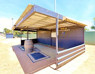 The Cove Sports Bmx Shelter 1