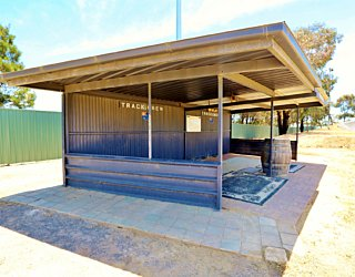 The Cove Sports Bmx Shelter 2