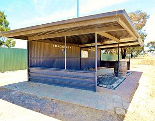 The Cove Sports Bmx Shelter 2