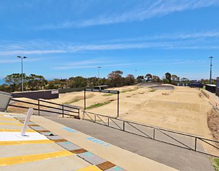 The Cove Sports Bmx Track Starting Ramp 1