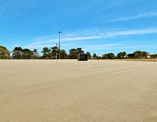 The Cove Sports Netball Courts 3