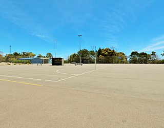 The Cove Sports Netball Courts 4