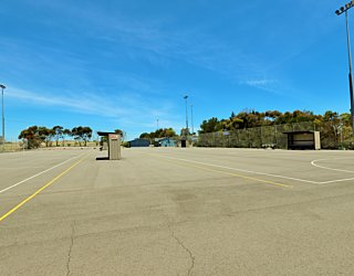 The Cove Sports Netball Courts 5