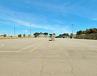 The Cove Sports Netball Courts 6