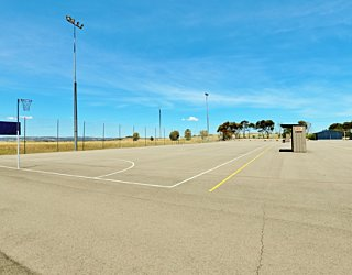 The Cove Sports Netball Courts 7