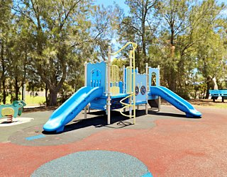 The Cove Sports Playground 9