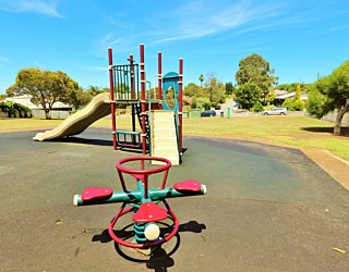 Westall Way Reserve Playground Springer 1